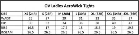 Smartpak Breeches Size Chart Aerowick Silicone Full Seat Tight Ladies Ovation