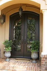 elegant double front doors. Alluring Elegant Double Front Doors With Plain Open Arched C