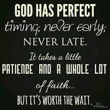 Quotes About Waiting On God Extraordinary Pin By ChristianConservative Voice On Mighty Prayer Warrior The