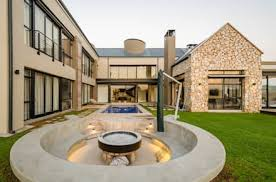 architecture houses interior. Interesting Architecture Modern Farmhouse  Silverlakes Nature Reserve Modern Houses By Karel  Keuler Architects With Architecture Interior A