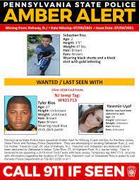 Missing Boy Found Alive, Mother Found ...