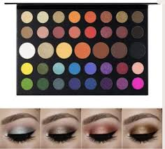 You've probably seen james charles on your instagram explore page with his colorful makeup looks, and you're about to see a lot more of him. Amazon Com The James Charles Palette Makeup Inner Artist 39 Colors Brand New Beauty