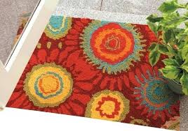 bright outdoor rug colored rugs area fl bright outdoor rug