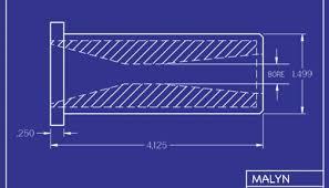 Sandblasting Nozzle Chart Venturi Blast Nozzles Vs Straight Bore Blast Nozzles