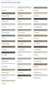 Tile Grout Color Chart Tec Power Grout Color Chart Infinicom Co
