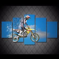 Motocross Bedroom Decor Online Get Cheap Motocross Posters For Walls Aliexpresscom