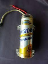 farad car audio capacitors anka 1 5 farad digital car audio capacitor 4 gauge heavy duty installation wires