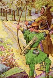 Английский фольклор Википедия Робин Гуд Английский фольклор