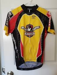 Primal Wear Mens Cycling Jersey Size Medium Used