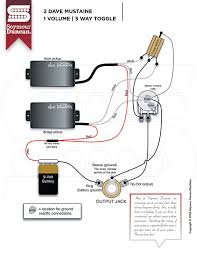 tones seymour duncan part 30 Seymourduncan Com Wiring Diagram 2 dave mustaine, 1 volume, 3 way toggle seymour duncan com support wiring diagrams