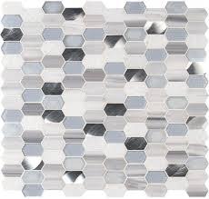 stone mosaic tile picket glass stone mosaic tile in gray stone mosaic tile sealer