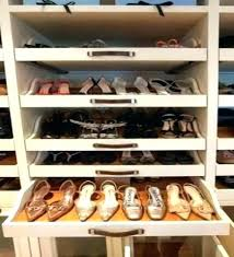 Coat Closet With Shoe Rack