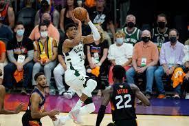 Phoenix Suns vs. Milwaukee Bucks Game 6 ...