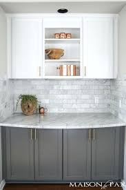 kitchen backsplash white cabinets brown countertop. Best Backsplash For White Kitchen Cabinets Ideas On . Brown Countertop