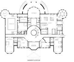 Mansion Floor Plans  Archival DesignsFloor Plans Mansion