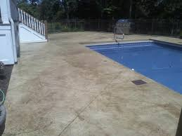 Backyard Concrete Designs New C R Concrete Contracting Co Stamped And Poured Concrete Experts