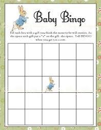 30 Baby Shower Bingo Cards  DIY Printable Party For Baby Girl Baby Shower Bingo Cards Printable