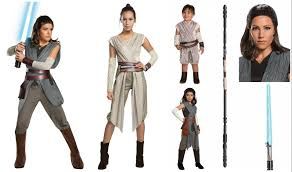 rey costumes rey costumes left to right the last jedi