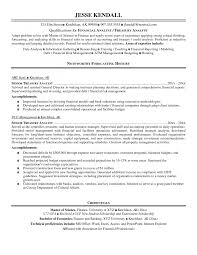 Sample Resume For Business System Analyst