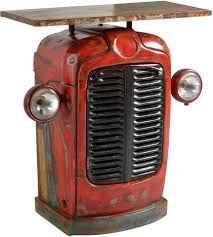 Sit Kommode Traktor Breite 80 Cm Gefertigt Aus Alter Metall Traktorfront Und Altholz Online Kaufen Otto