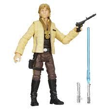 Star wars luke skywalker toys