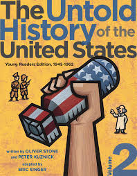 book cover image jpg the untold history of the united states volume 2