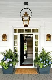front porch chandelier lighting outdoor