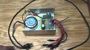 transformer power supply wiring diagram wiring diagram for you • diy toroidal linear power supply unit 480 volt transformer wiring diagram guitar amp wiring diagram