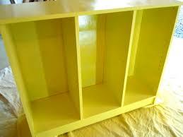 how to spray paint laminate furniturePainting a Laminate Bookshelf