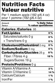 grapple nutrition facts