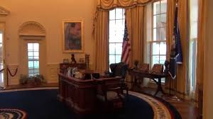 clinton oval office. Bill Clinton\u0027s Oval Office - Clinton Presidential Center, Little Rock, AR O