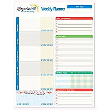 Amazon Com The Emergent Task Planner 50 Sheet Pad W Instructions