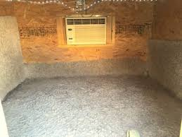 air conditioning dog house. they laid soft carpeting and installed an air conditioning unit. also wired in a motion-activated light. diy doghouse dog house