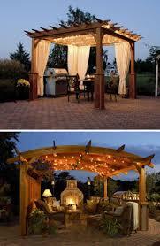 pergola lighting ideas. Full Size Of Patio:outdoor Pergolas Lighting For Arbors And Uniquesoutdoor Pinterestoutdoor Patio Pergola Ideas