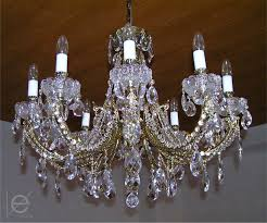 brass chandelier 6