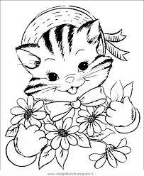 Disegni Da Colorare Dei 44 Gatti