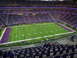 Us Bank Stadium View From Section 343 Vivid Seats