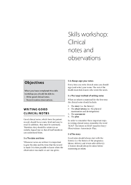Newborn Care Skills Workshop Clinical Notes And Observation