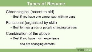 How To Write The Best Resume Ever How To Write A Neat Resume 13 Steps With Pictures Wikihow