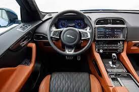 Jaguar F Pace 2020 Model Concept Price Jaguar Suv Jaguar Suv Interior Jaguar