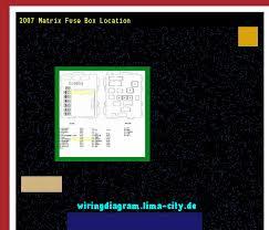 2007 matrix fuse box manual e book 2007 matrix fuse box location wiring diagram 17525 amazing2007 matrix fuse box location wiring diagram 17525