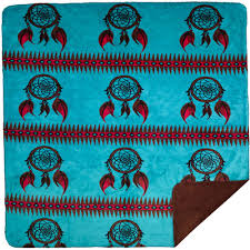 Dream Catcher Blankets Gifts Made In The USA Made In USA Gifts Made In America Gifts 19