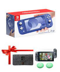 Nintendo Switch Console Lite Blue - TheGioiGames.VN