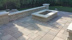 patio pavers in lake forest il lawn
