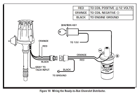 chevy 350 distributor wiring diagram distributor wire diagram distributor wiring diagrams online how to wire msd blaster ss coil 8360 distributor
