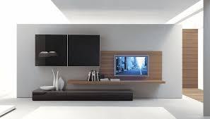 unique tv wall decor ideas brown melamine entertainment center cabinet wall tv unit decoration television wall