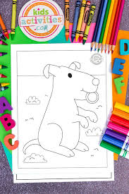 That is why he is called a good boy! Printable Puppy Coloring Pages For Kids Of All Ages