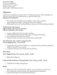 Resume Career Objective Statement Adorable Entry Level Accounting Resume Objective Statement Career Objectives