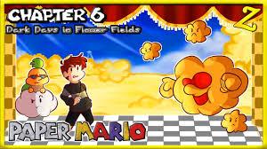 Flower Fields Paper Mario Dark Days In Flower Fields Paper Mario Chapter 6