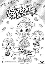 Cute Coloring Pages For Girls 7 To 8 Shopkins Coloring Book